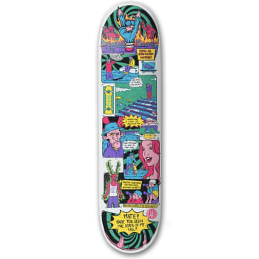 """The Drawing Boards Demons Deck - 8.5"""""""