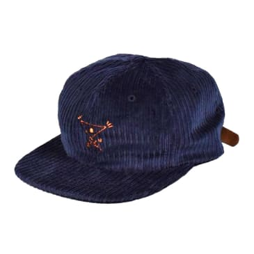 Alltimers - Action Cord Cap - Navy