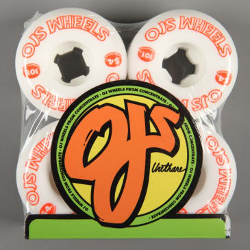 OJ 'Hardline From Concentrate' 54mm 101a Wheels