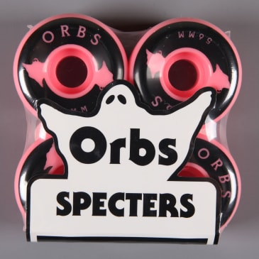 Orbs 'Specters Solids' 56mm 99A Wheels (Coral)