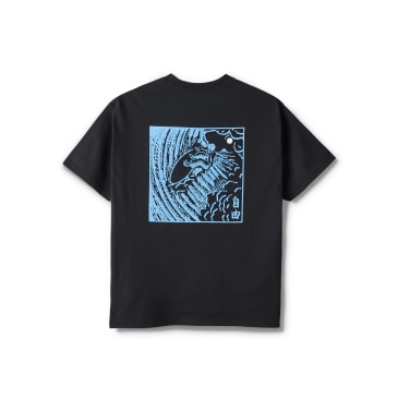 Polar Skate Co Shin T-Shirt - Black