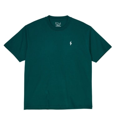 Polar Skate Co No Comply T-Shirt - Dark Green