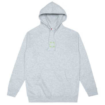 WKND Embroidered Logo Hoodie - Heather Grey