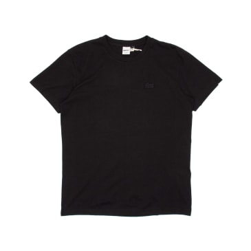 Deus Ex Machina Standard Embroidered T-Shirt - Black