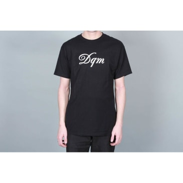 DQM Mainstay Graphic T-Shirt - Black