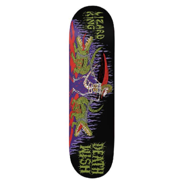 Deathwish Skateboards Lizard King Revenge of the Ninja Deck - 8.5