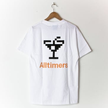 Alltimers Digi White (Back Print)