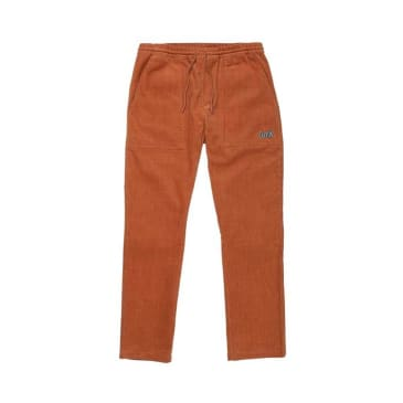 HUF 1993 Easy Pant Trousers - Rust