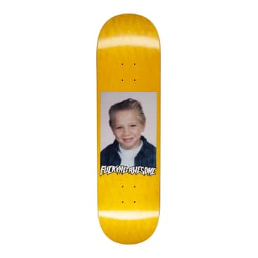 Fucking Awesome Vincent Class Photo Skateboard Deck 8.5""