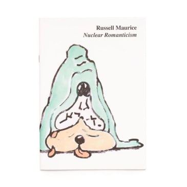 Innen Zines - Russell Maurice - Nuclear Romanticism