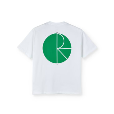 Polar Skate Co Fill Logo T-Shirt - White