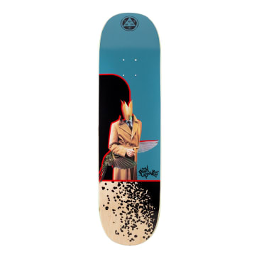 Welcome Skateboards - Welcome Townley Humminbird On Enenra Deck 8.5