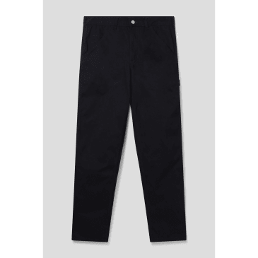 Stan Ray - 80s Painter Pant (Black Twill O/D)