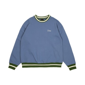 Dime MTL - Dime Classic French Terry Crew - Blue