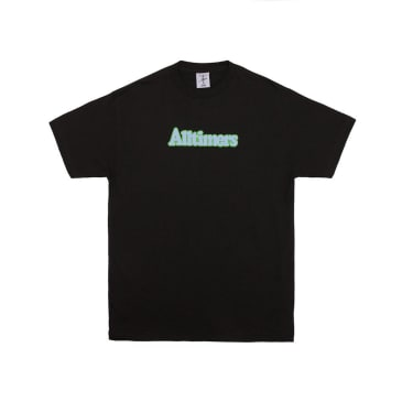 Alltimers Broadway T-Shirt - Black