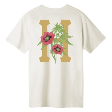 HUF Planta Classic H T-Shirt - Unbleached