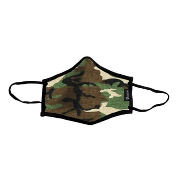 Brixton Antimicrobial 4-Way Stretch Face Mask - Camo
