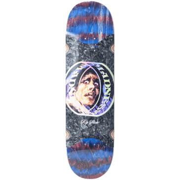 """Madness Skateboards - 8.625"""" Prism Ring Pospsicle Slick Deck (Red Swirl)"""
