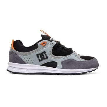DC Kalis Lite SE Skateboarding Shoe - Black / Orange