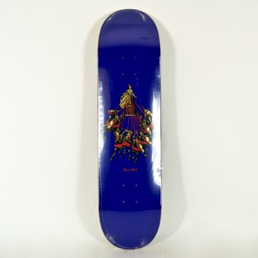 "Pass Port Skateboards - 8.0"" State Horses Deck"
