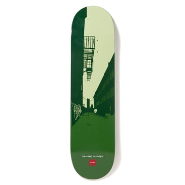 Chocolate Alvarez Crail Classics City Skateboard Deck - 8""