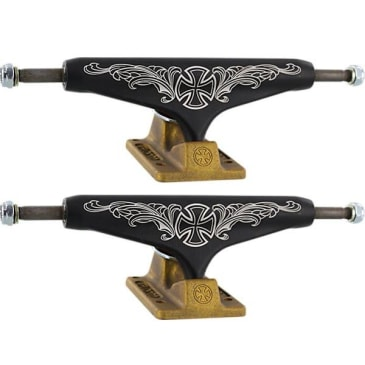 Independent - Caballero STD 159mm Flourish BLK/GOLD
