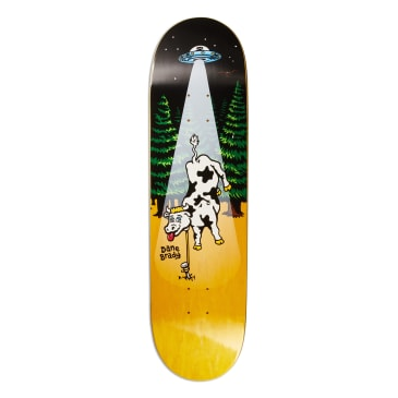 "Polar Skate Co. - 8.5"" Dane Brady Poker Night Skateboard Deck (Various Stains)"