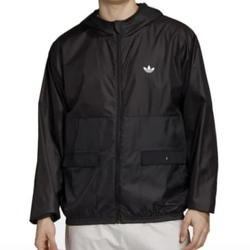 Adidas Skateboarding Light Windbreaker Black