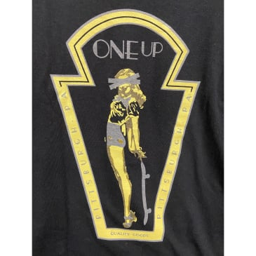 One Up Key Stone Pin Up L/S