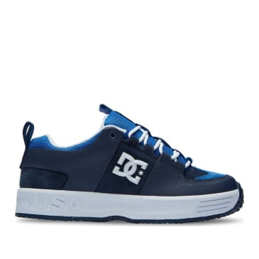 DC Lynx OG Skate Shoes - Navy - Limited Edition