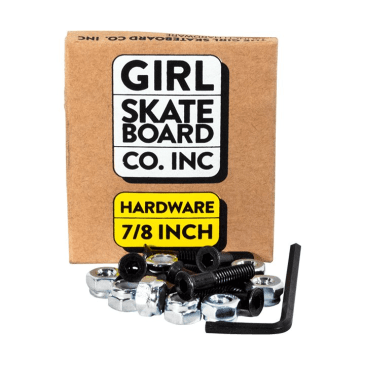 Girl Bolts 7/8""