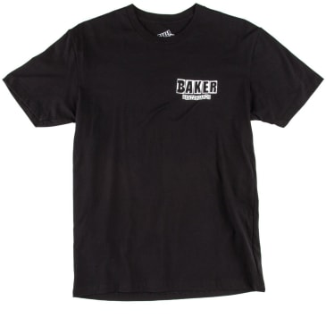 Baker Skateboards Uno Pocket Logo T-Shirt - Black