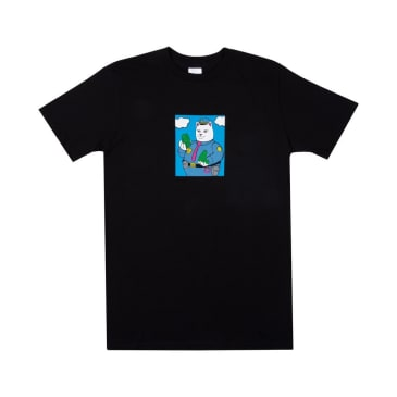 Rip N Dip Confiscated T-Shirt - Black