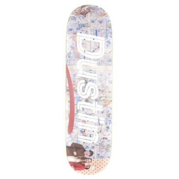 Alltimers Dustin Henry 'Mom & Cat' Skateboard Deck 8.3""
