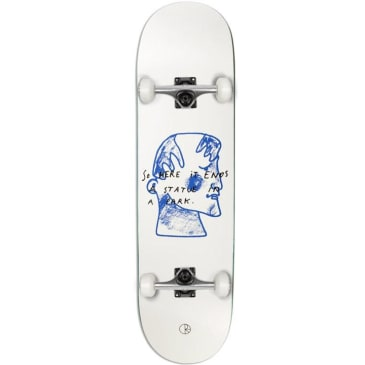 Polar Skate Co. - Team - I Prefer Marble - Complete Skateboard - 8.25""