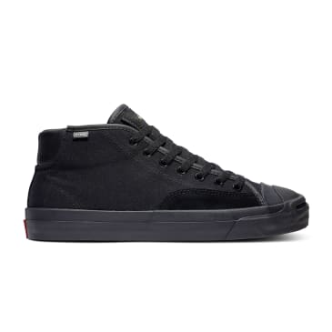 Converse Cons Jack Purcell Pro Mid Black/Enamel Red/Black