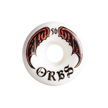 Orbs Specters 99A wheels (56mm, white)
