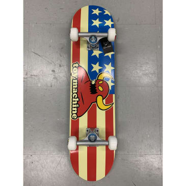 Toy Machine Skateboards American Monster Complete 7.75