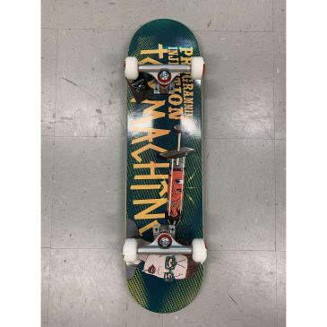 Toy Machine Skateboards Programming Injection Complete 8.0
