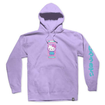 GIRL X SANRIO HELLO KITTY PULLOVER - LAVENDER