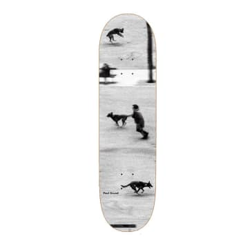 "Polar Skate Co Paul Grund Dog Studies Skateboard Deck - 8.5"""
