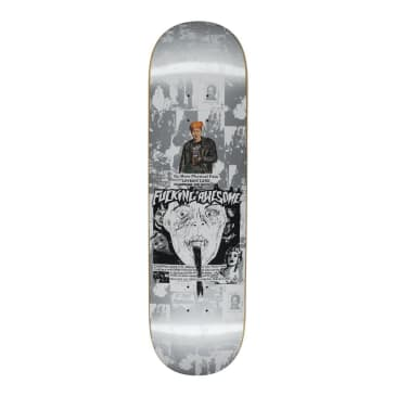 """Fucking Awesome Face Reality Skateboard Deck - 8.5"""""""