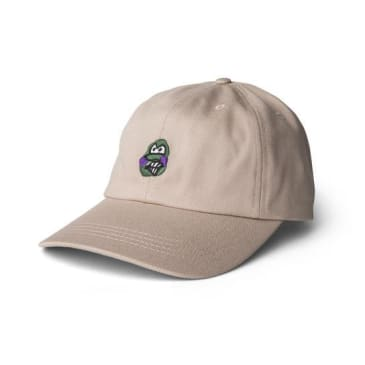 Polar Skate Co. Dane Face Cap - Sand