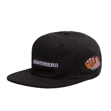 Alltimers - Deep Sea Cap - Black