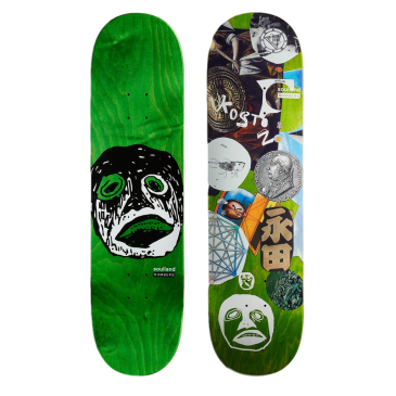Numbers Koston Deck Edition 7 - 8.5""