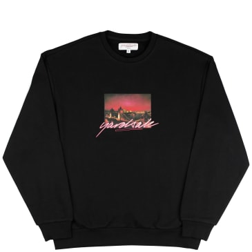 Yardsale Tower Sweatshirt - Black