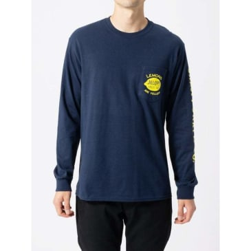 Anti Hero Jalopi Lemons Longsleeve Pocket T-Shirt