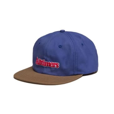 Alltimers Skateboards Broadway Hat Royal
