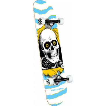 Powell Peralta Ripper One Off Birch Blue Complete 7.5