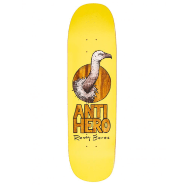"Anti Hero Skateboards - 8.63"" Beres Scavengers Deck"